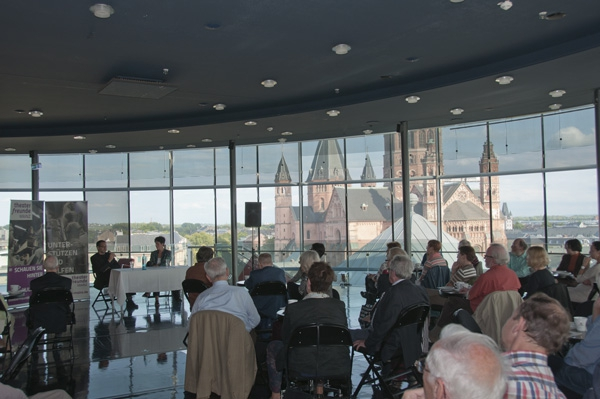 Theater-Talk am 14.9.2014