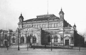 Mainzer Stadthalle 1899
