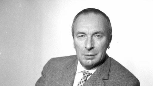 Dr. Hermann Dollinger, Foto: BR/Lindinger