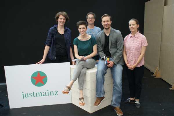 Katrin Maiwald, Johanna Jonasch, Ates Yilmaz, Felix Berner, Sabine Köhler