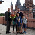 Intendant Markus Müller, Familie Oliver Karrié