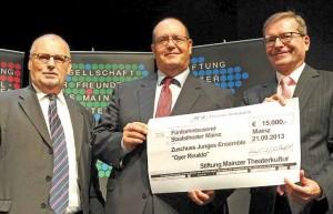 Dr. Michael Coridaß, Matthias Fontheim, Dr. Wolfgang Litzenburger